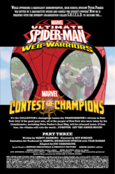 Contest of Champions (Part 3) (Issue 3) Preview Page 1