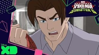 Ultimate Spider-Man Vs. The Sinister Six Doctor Octopus' Home Visit Official Disney XD UK