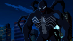Venom appearance