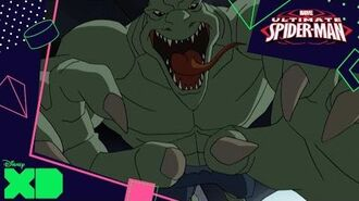 Ultimate Spider-Man Vs. The Sinister Six The Lizard Official Disney XD UK