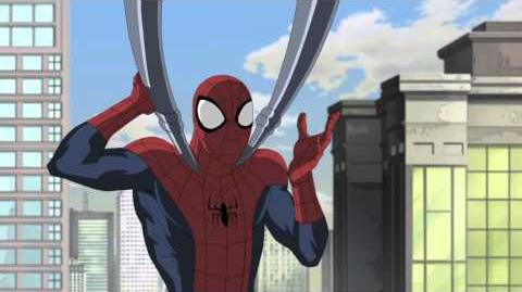 Marvel's Ultimate Spider-Man Season 2, Ep. 7 Clip