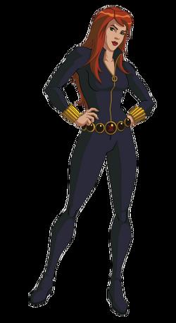 Ultimate Black Widow