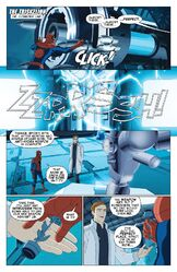 The New Sinister Six (Part 1) (Issue 10) Preview Page 2