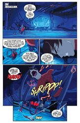 The New Sinister Six (Part 2) (Issue 11) Preview Page 4