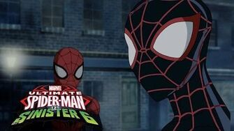 Spidey vs. Vampires! - Marvel's Ultimate Spider-Man vs. The Sinister Six Ep