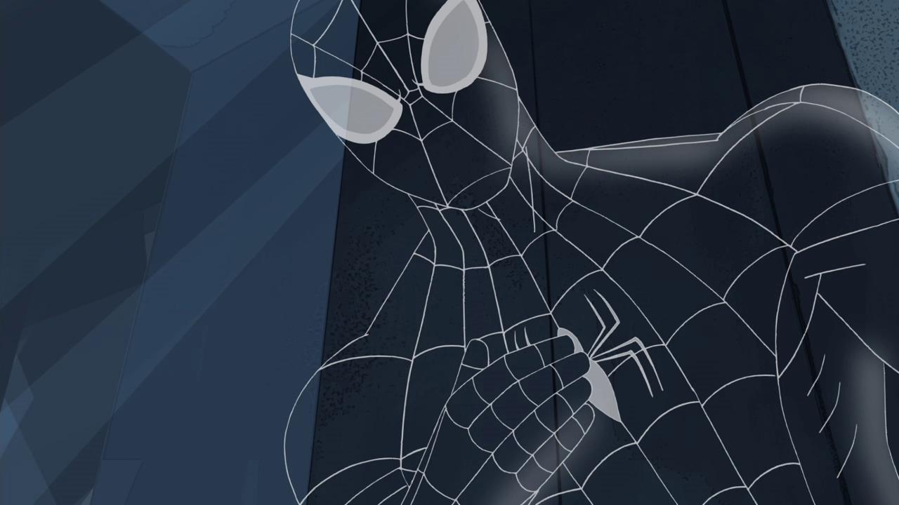 Spider-Man's Stealth S...