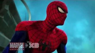 Marvel's Ultimate Spider-Man Web-Warriors Season 3, Ep. 9 - Clip 2