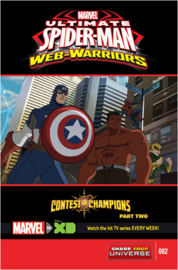 Contest of Champions (Part 2) (Issue)