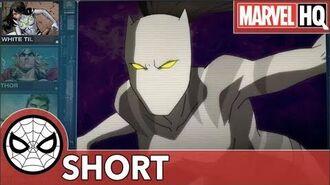 S.H.I.E.L.D. Report White Tiger Fury Files - White Tiger