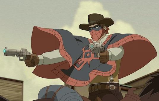 Resultado de imagen para cowboy spiderman