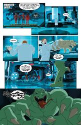 Lizards (Issue 5) Preview Page 4