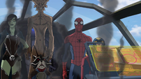 Return of the Guardians of the Galaxy