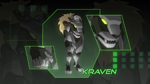 Armoured Kraven the Hunter