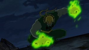 Goblin Iron Fist