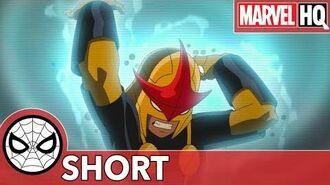 S.H.I.E.L.D. Report Nova Fury Files - Nova, Part 2