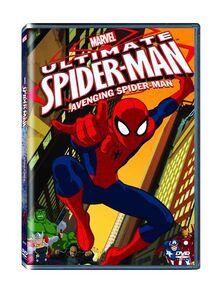 Ultimate Spider-Man Avenging Spider-Man