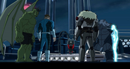 Sinister Six (Earth-12041) from Ultimate Spider-Man Season 4 10 002