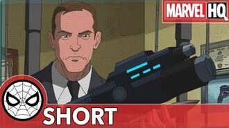 S.H.I.E.L.D. Report Coulson Fury Files - Agent Coulson