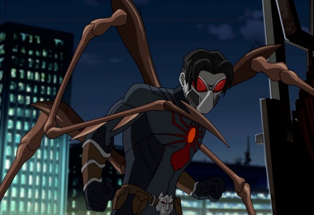 wolf spider ultimate spiderman animated series wiki