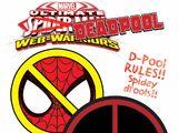 Marvel Universe: Ultimate Spider-Man: Web-Warriors - Ultimate Deadpool