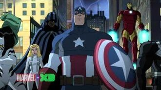 Marvel's Ultimate Spider-Man Web-Warriors Season 3, Ep. 26 - Clip 1