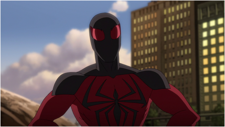 Scarlet Spider | Ultimate Spider-Man Animated Series Wiki | FANDOM