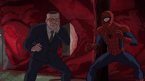 Spider-Man with Stan