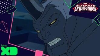 Ultimate Spider-Man Vs. The Sinister Six Rhino Official Disney XD UK