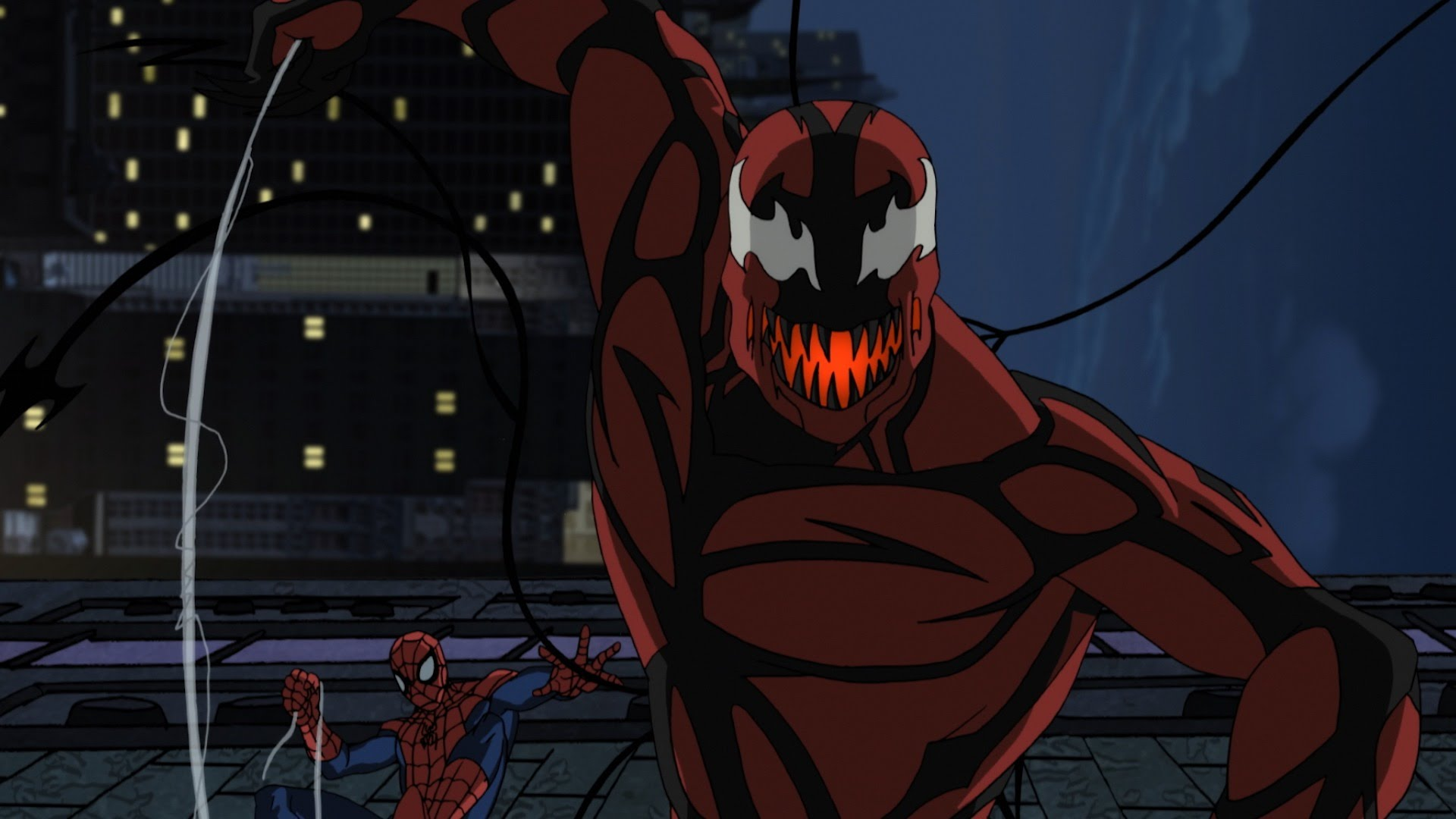 the symbiote saga: part 1 | ultimate spider-man animated series wiki