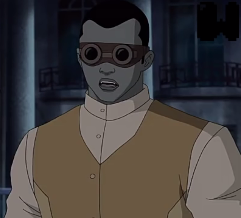 vampire power man ultimate spiderman animated series