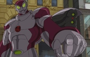 Beetle (Earth-12041) from Ultimate Spider-Man Season 4 8