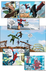 Contest of Champions (Part 1) (Issue 1) Preview Page 4