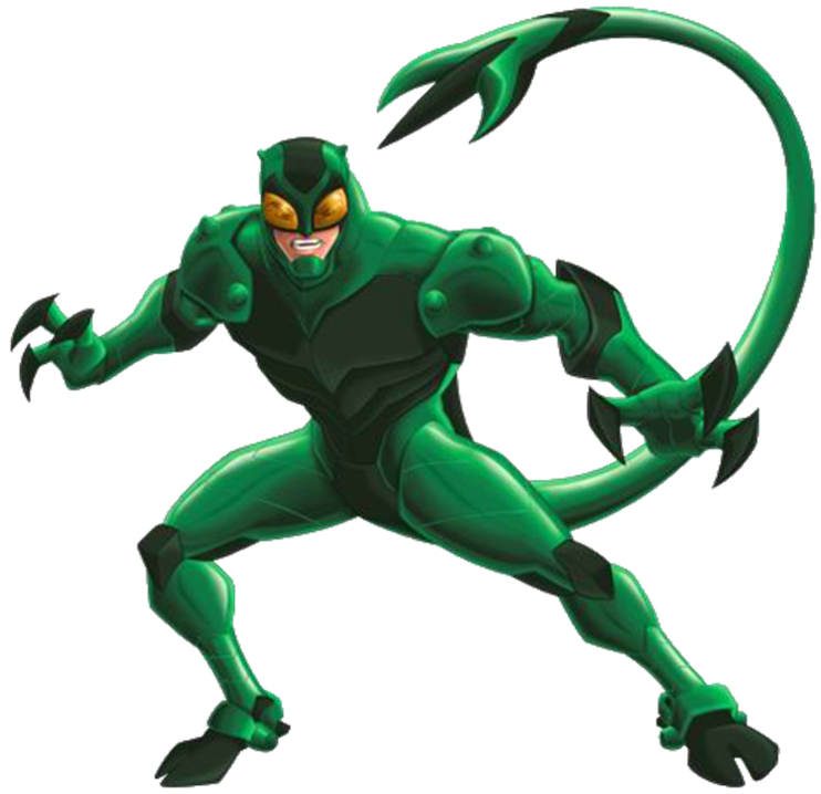 scorpion ultimate spiderman animated series wiki