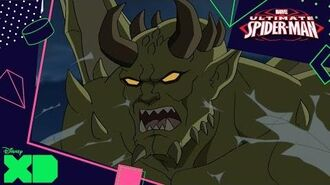 Ultimate Spider-Man Vs. The Sinister Six The Goblin Official Disney XD UK