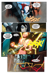 Hydra Attacks (Part 1) (Issue 1) Preview Page 3
