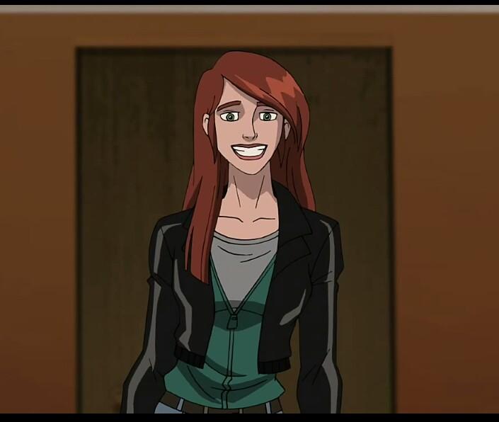 Spider-Woman   Ultimate Spider-Man Animated Series Wiki   FANDOM