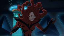 Mary Jane oppose the symbiote