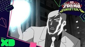 Ultimate Spider-Man Vs. The Sinister Six Noir Universe Official Disney XD UK