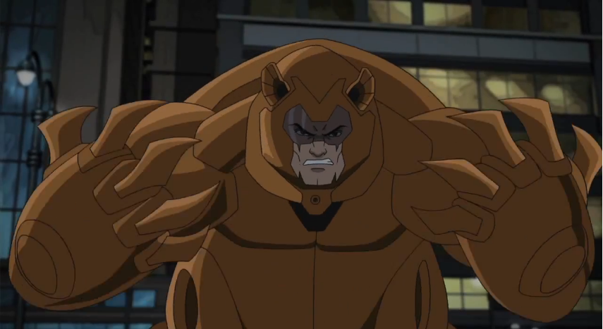 grizzly ultimate spiderman animated series wiki
