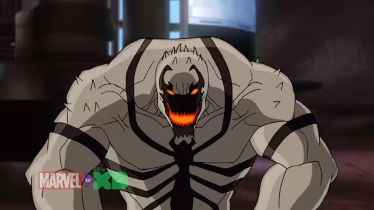 anti-venom (episode)   ultimate spider-man animated series wiki