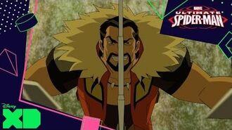 Ultimate Spider-Man Vs. The Sinister Six Kraven The Hunter Official Disney XD UK