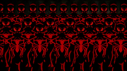 Spider soldiers