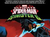 Marvel Universe: Ultimate Spider-Man vs The Sinister 6 - Force of Nature