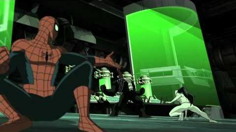 Ultimate Spider-Man Ep. 11 - Clip 1