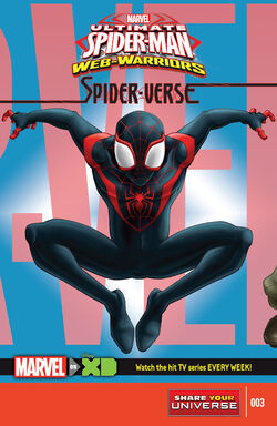 The Spider-Verse (Part 3) Cover