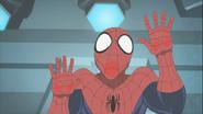 Spider-Man amazement