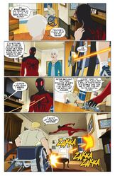 The New Sinister Six (Part 2) (Issue 11) Preview Page 3