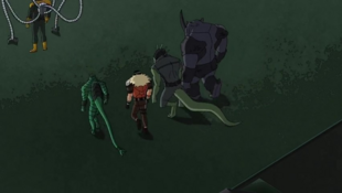 Come with me Sinister Six