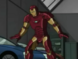 Iron Man Armor MK II