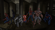 Spider-Man and the Web Warriors USMWW 3